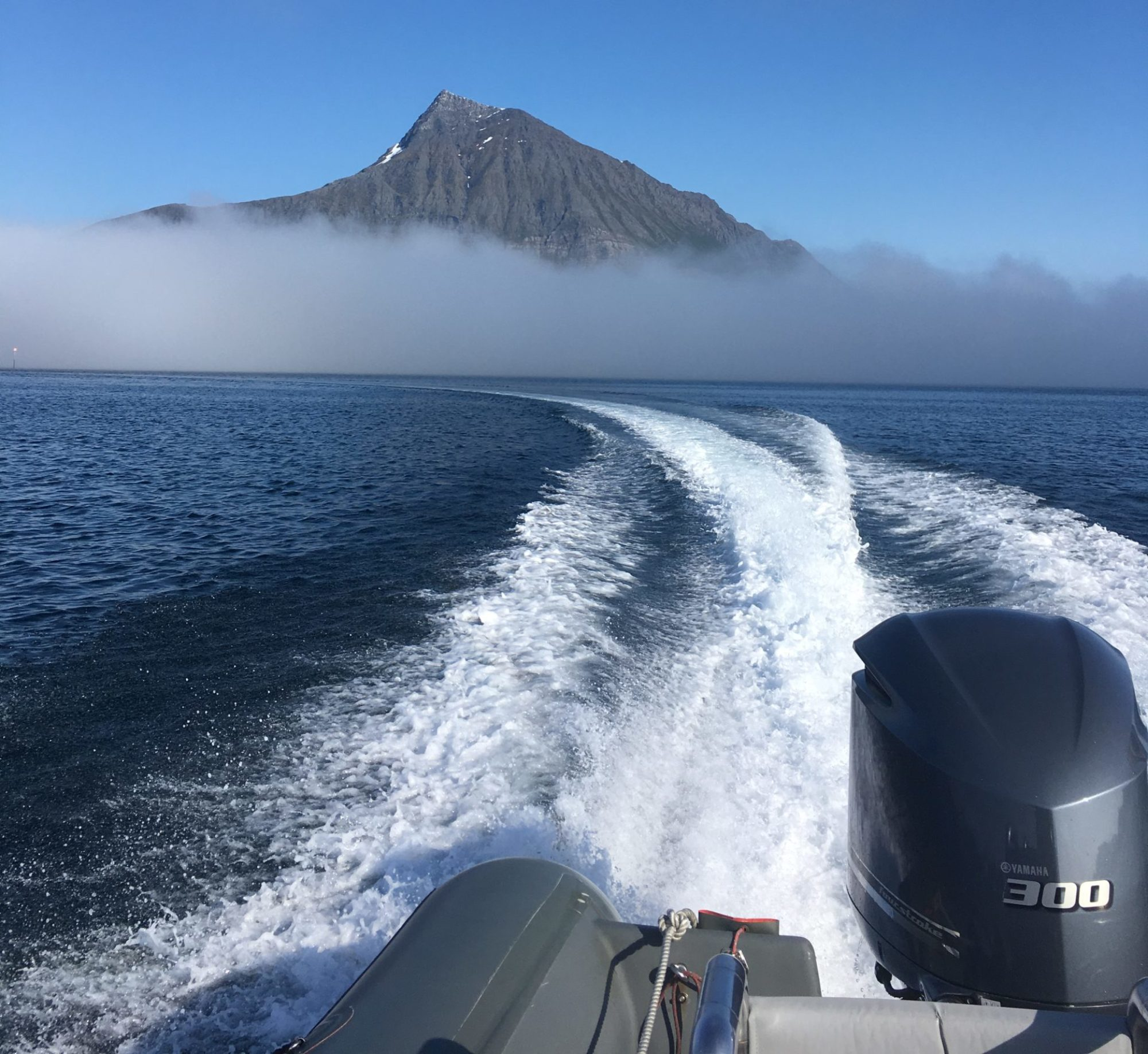 Transportation, guiding and adventures by boat
